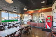 PKC Construction wingstop full view interior